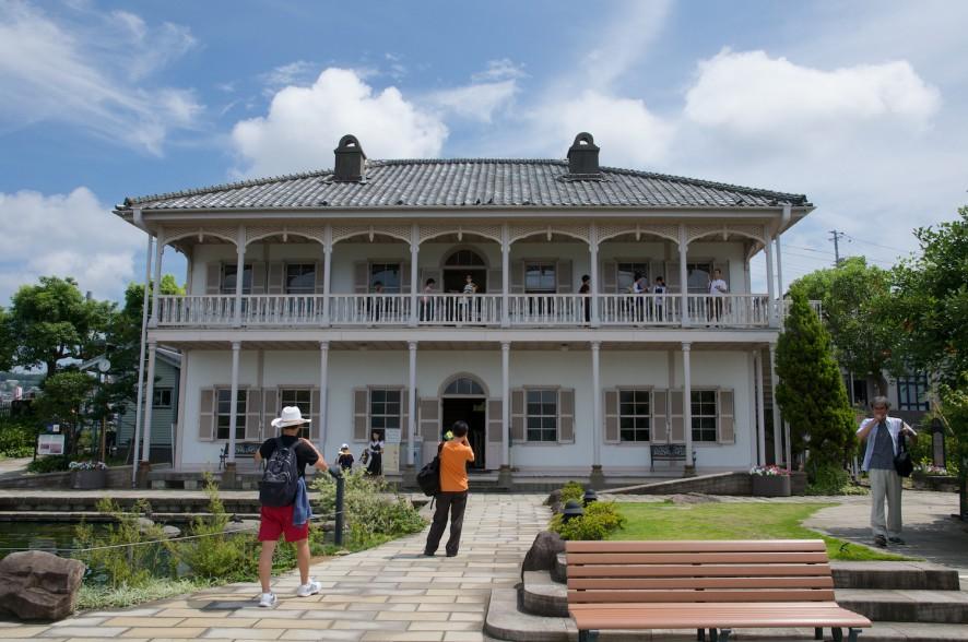 Mitsubishi 2nd Dock House (Glover Garden)