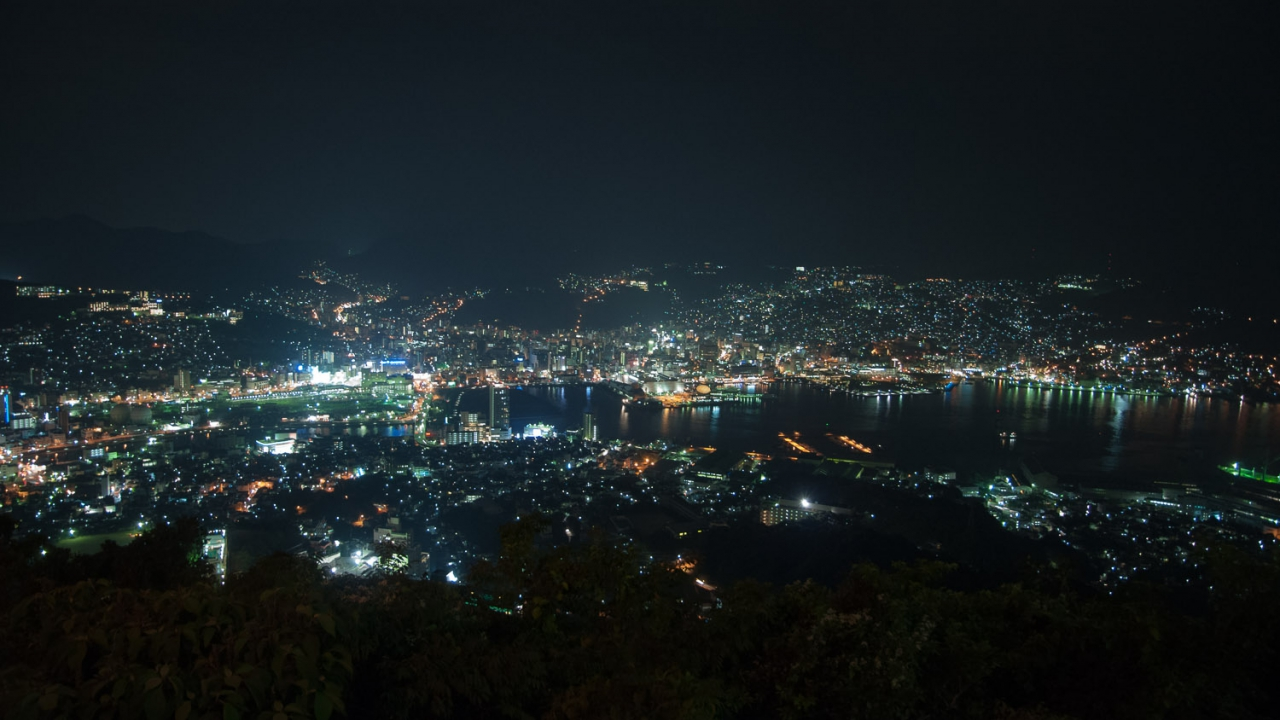 nagasaki night view II