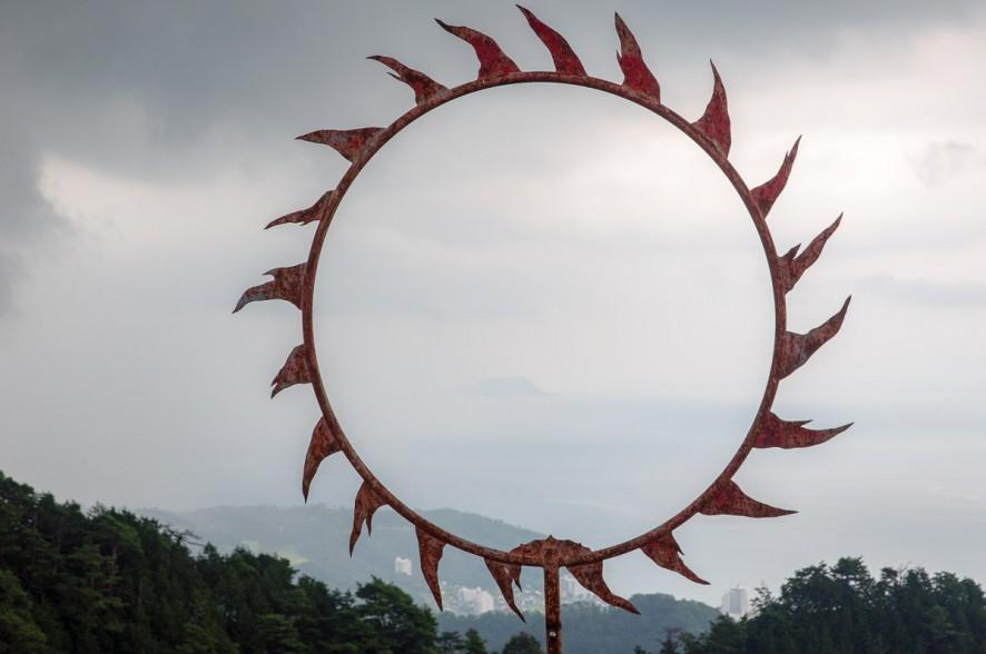 amanohashidatesuncircle